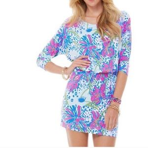 Lilly Pulitzer : in the garden Cara dress
